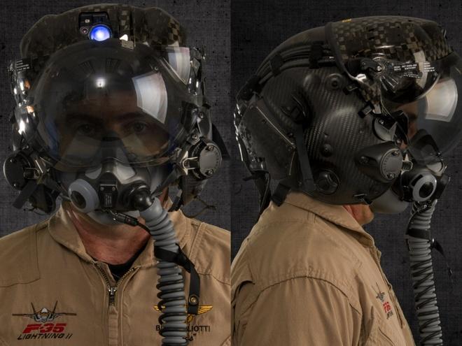 F-35 vuot troi tren chien truong nho 'mat cua Chua' hinh anh 1
