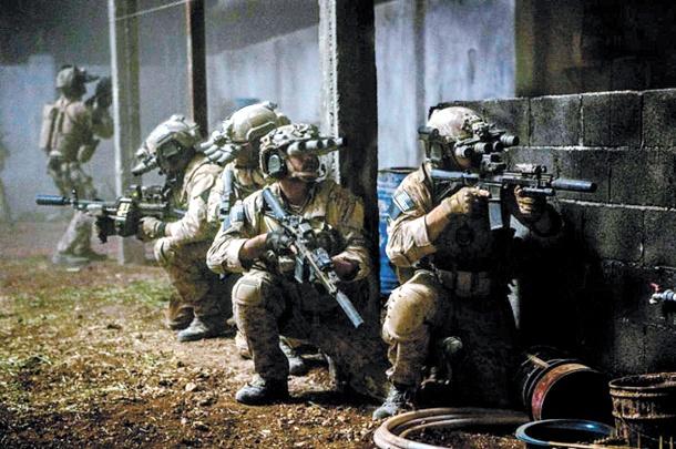SEAL 6 tap luyen dot kich Trieu Tien anh 1
