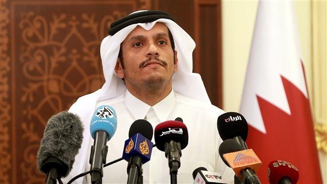 Qatar chi trich Saudi Arabia vi tu choi dam phan hoa giai hinh anh