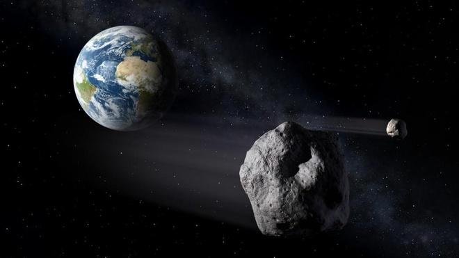 NASA len ke hoach danh chan thien thach sap tien gan Trai Dat hinh anh 1