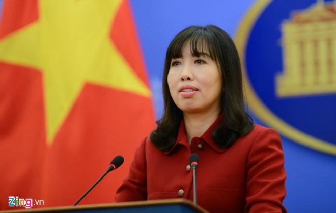 Viet Nam ung ho duy tri hoa binh tren ban dao Trieu Tien hinh anh 1