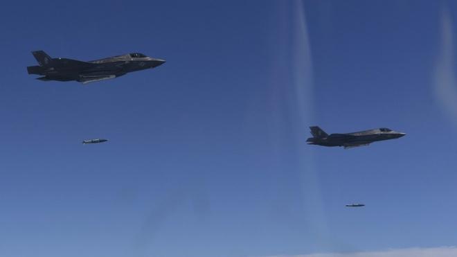 Trung Quoc che tao radar co the phat hien chinh xac F-35 cua My hinh anh 1