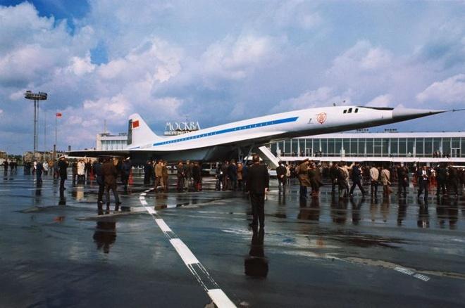 Cuoc dua Concorde va that bai cua may bay sieu thanh hinh anh