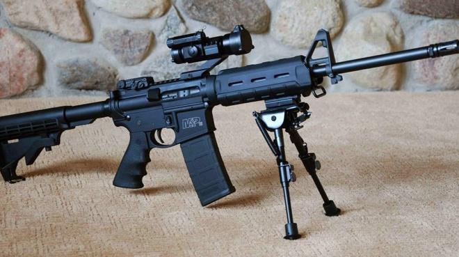 AK-47, AR-15 va nhung vu khi cua sat thu Las Vegas hinh anh 1