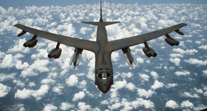 My chuan bi chuyen B-52 sang trang thai tan cong hat nhan hinh anh