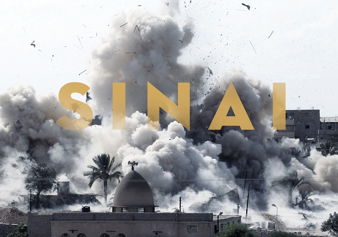 Ban dao Sinai: Dua con bat tri cua Ai Cap bat on hinh anh