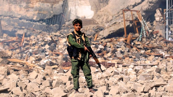 Vu sat hai cuu Tong thong Yemen: Tran danh cuoi cung cua 'cao gia' hinh anh 2