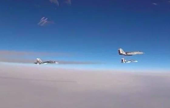 My cong bo video chan Su-30 cua Nga o Baltic hinh anh