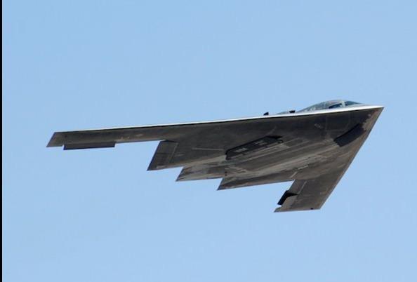 B-2 Spirit: Ke thong tri bau troi 20 nam qua hinh anh