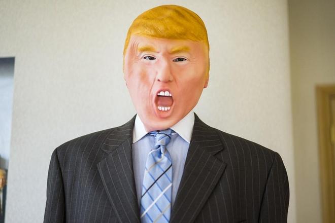bao tang Donald Trump anh 2