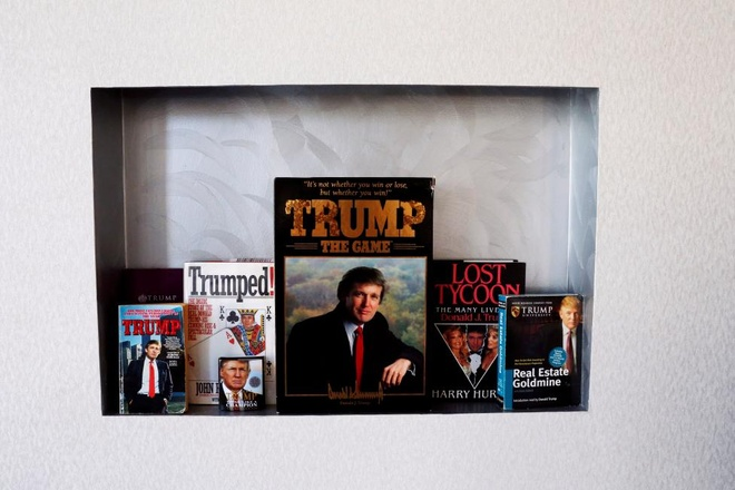 bao tang Donald Trump anh 4