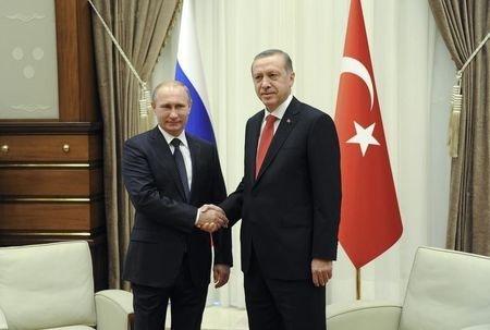 Putin va Erdogan sap hoi dam, Nga - Tho han gan hinh anh