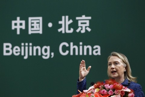 5 moi quan tam cua ba Clinton neu dac cu Tong thong hinh anh 4