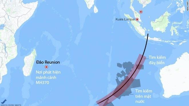 MH370 co the da bi dieu khien de dam xuong bien hinh anh 3