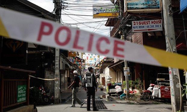 Thai Lan nguy co mat 200.000 du khach sau mot loat vu no bom hinh anh