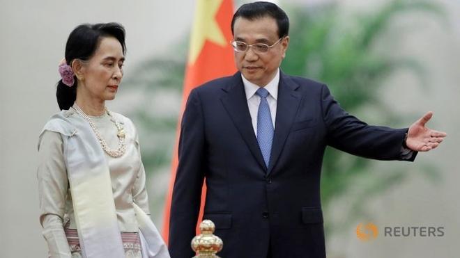 Myanmar muon cai thien quan he voi Trung Quoc hinh anh 1