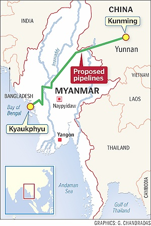 Myanmar muon cai thien quan he voi Trung Quoc hinh anh 3