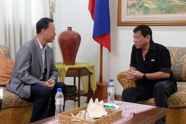 TT Philippines: Dam phan voi TQ dua tren phan quyet cua toa hinh anh