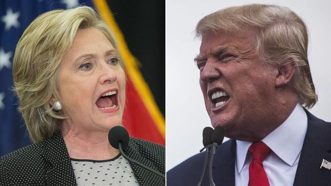 Donald Trump goi dang Dan chu cua ba Hillary la dang boc lot hinh anh