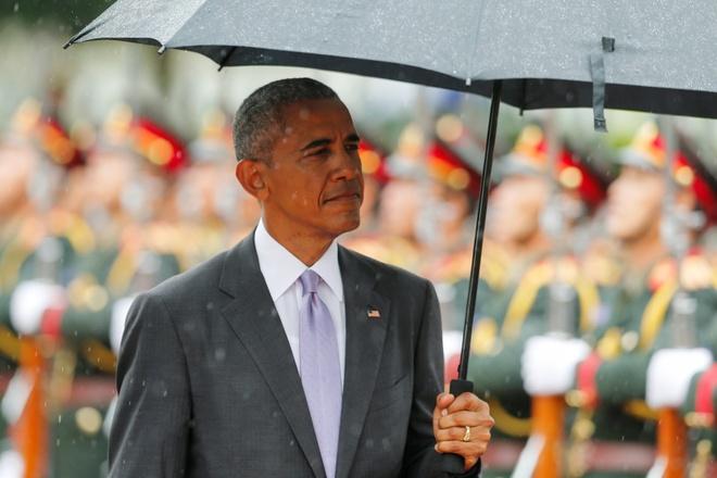 Tong thong Obama: My se khong roi bo chau A hinh anh