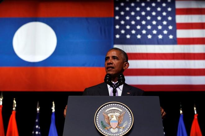 Tong thong Obama: My se khong roi bo chau A hinh anh 2