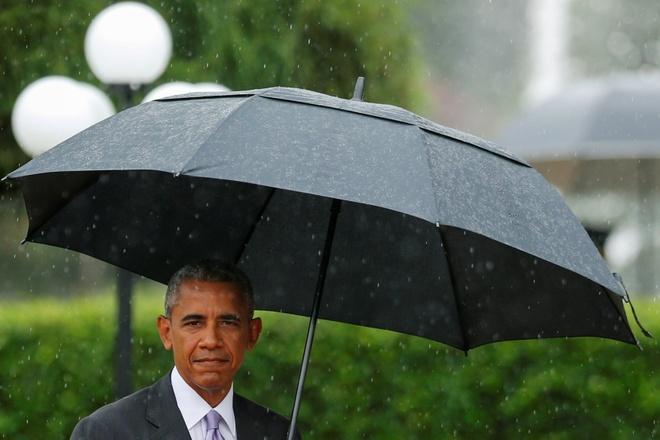 Chuyen di chau A cuoi cung nhieu cam xuc cua ong Obama hinh anh 1