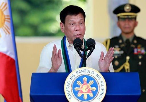 TT Philippines khang dinh khong noi Obama la 'do cho de' hinh anh