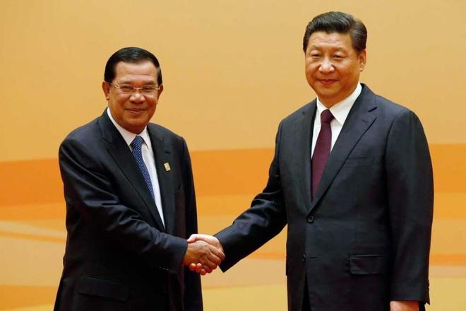 Dau tu ty do, Trung Quoc 'mua' anh huong tai Campuchia hinh anh