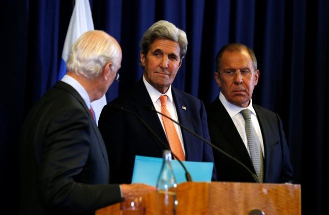 My - Nga dat thoa thuan moi cho Syria, se cung khong kich IS hinh anh