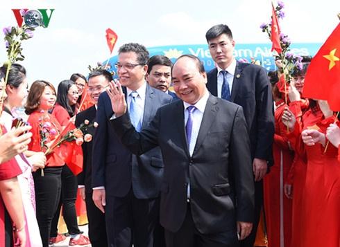 Thu tuong Nguyen Xuan Phuc tham chinh thuc Trung Quoc hinh anh 2