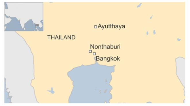 Lat thuyen o Thai Lan, it nhat 13 nguoi chet hinh anh 2