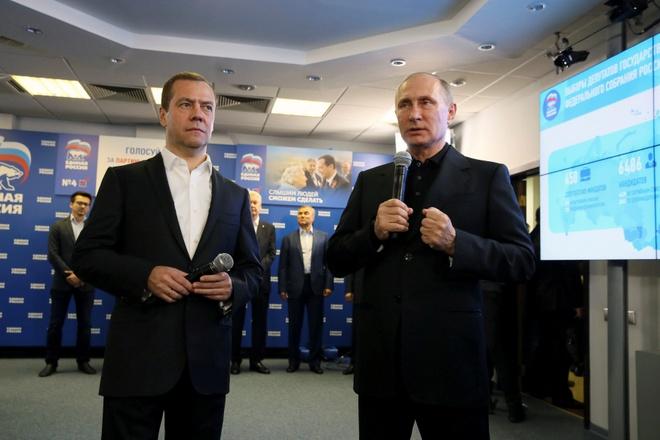 Dang Putin gianh thang loi trong bau cu Duma Quoc gia Nga hinh anh 2