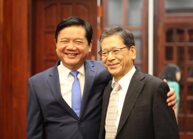 Ong Dinh La Thang: 'Dai su Fukada la nguoi ban than thiet' hinh anh