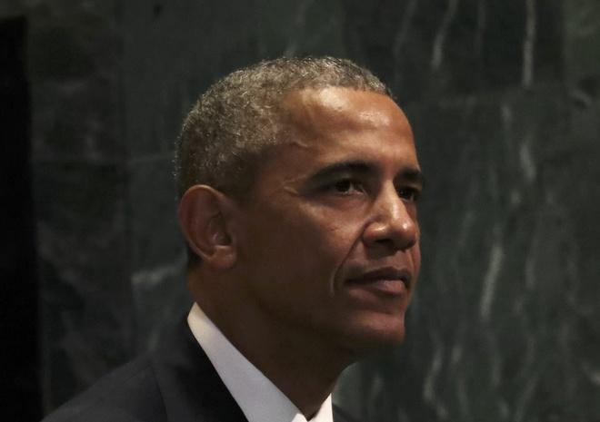Obama phu quyet du luat cho phep kien Saudi Arabia hinh anh