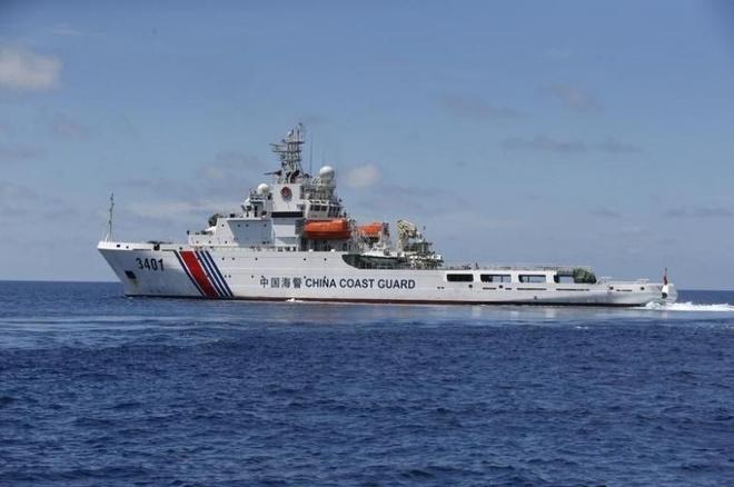 Trung Quoc bi to quay roi ngu dan Philippines o Scarborough hinh anh