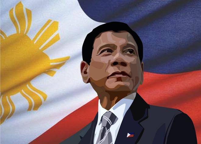 Hanh trinh tro thanh tong thong Philippines cua ong Duterte hinh anh