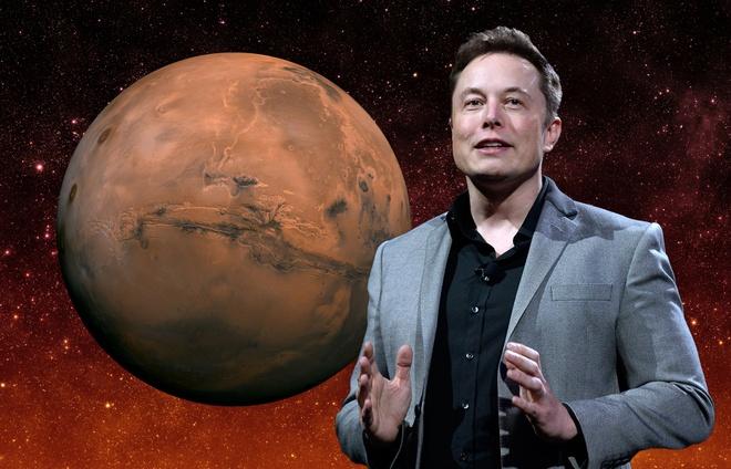 SpaceX tiet lo ke hoach xay dung thanh pho tren sao Hoa hinh anh