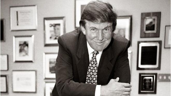 Tai san cua Trump giam 800 trieu USD sau mot nam hinh anh 2
