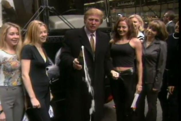 Trump xuat hien trong phim khieu dam cua Playboy hinh anh 1