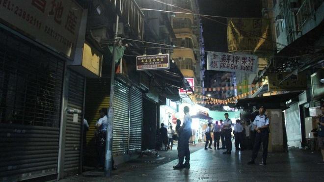Du Ma Dia: Khu giang ho mot thoi khet tieng o Hong Kong hinh anh 1