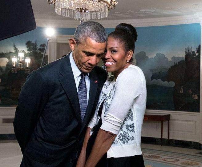Chuyen tinh dep 24 nam cua vo chong Tong thong Obama hinh anh