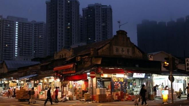 Du Ma Dia: Khu giang ho mot thoi khet tieng o Hong Kong hinh anh 2
