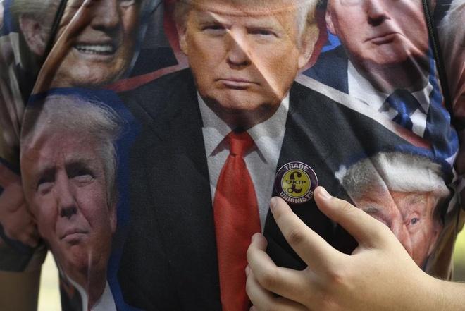 Nguoi dan khap the gioi nghi gi ve Trump hinh anh