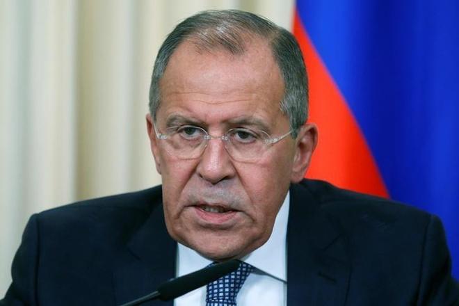 Ngoai truong Lavrov: My de doa an ninh quoc gia Nga hinh anh