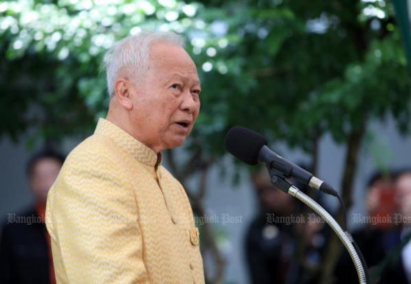Thai Lan chuyen giao quyen luc anh 2