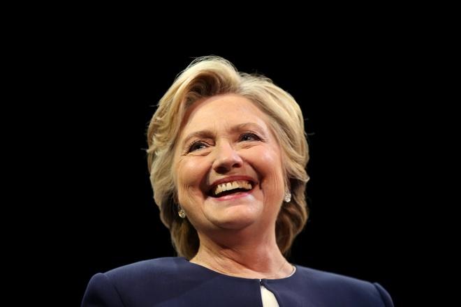 The chac thang cua Hillary Clinton ngay cang ro ret hinh anh 1