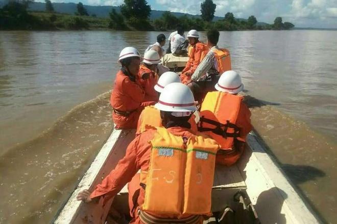 Lat pha o Myanmar: 32 nguoi chet, nhieu nguoi mat tich hinh anh 1