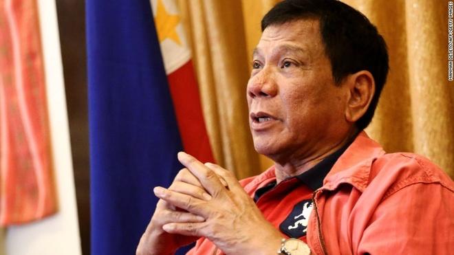 Duterte: Trung Quoc giup chung toi mot cach am tham hinh anh 1