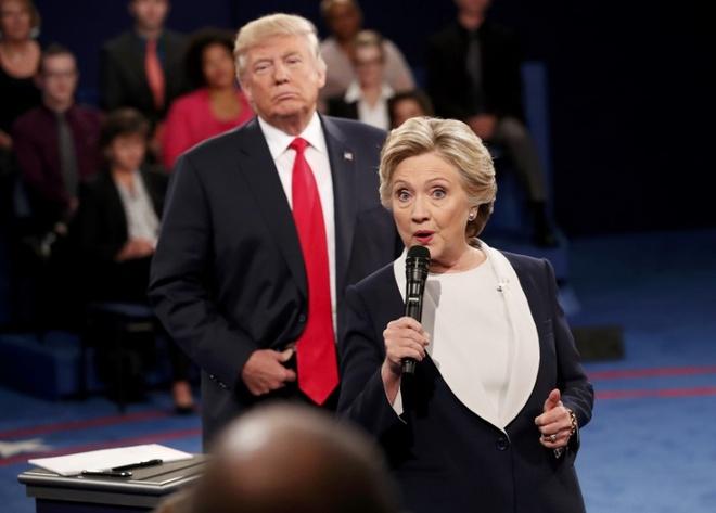 Trump: Clinton la nguoi dan ba xau tinh hinh anh 1