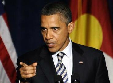 Obama: Donald Trump hay thoi 'than van' ve bau cu hinh anh